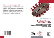 Bookcover of Berliner Samoa-Konferenz 1889