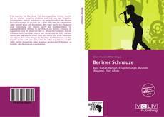 Capa do livro de Berliner Schnauze