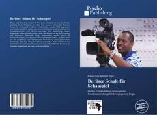 Buchcover von Berliner Schule für Schauspiel