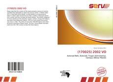Bookcover of (170025) 2002 VO