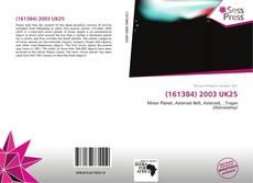 Couverture de (161384) 2003 UK25