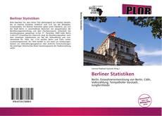 Berliner Statistiken kitap kapağı