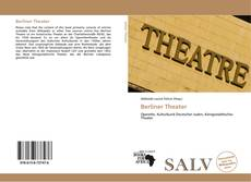 Portada del libro de Berliner Theater