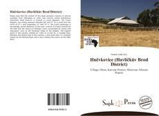 Capa do livro de Hněvkovice (Havlíčkův Brod District)