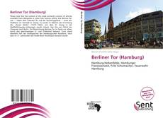 Bookcover of Berliner Tor (Hamburg)