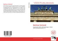 Bookcover of Berliner Umland