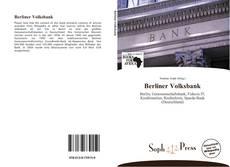 Couverture de Berliner Volksbank
