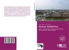 Buchcover von Berliner Waldbühne