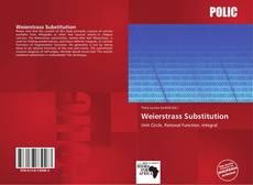 Portada del libro de Weierstrass Substitution