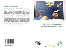 Portada del libro de Widest Path Problem