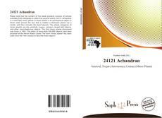 Couverture de 24121 Achandran