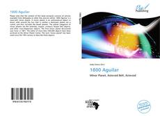 Bookcover of 1800 Aguilar