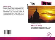 Portada del libro de Bernard Fellay