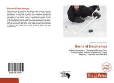Bernard Deschamps的封面