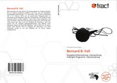 Bookcover of Bernard B. Fall
