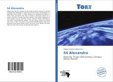Bookcover of 54 Alexandra