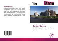 Portada del libro de Bernard Bernard