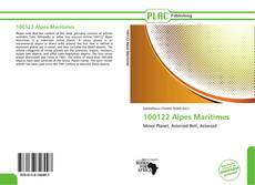 Bookcover of 100122 Alpes Maritimes