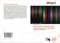 Capa do livro de Waving The Bloody Flag