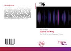 Portada del libro de Wawa Writing