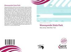 Capa do livro de Wawayanda State Park