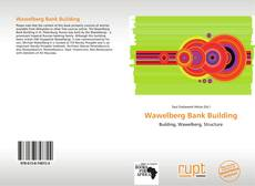 Bookcover of Wawelberg Bank Building