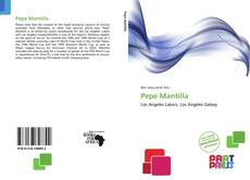 Pepe Mantilla kitap kapağı