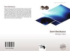 Bookcover of Semi-Deciduous