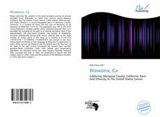 Wawona, Ca kitap kapağı