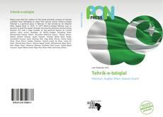 Buchcover von Tehrik-e-Istiqlal