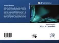 Buchcover von Sport in Cameroon