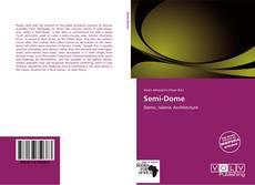 Bookcover of Semi-Dome