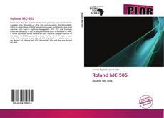 Bookcover of Roland MC-505