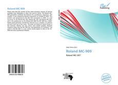 Bookcover of Roland MC-909