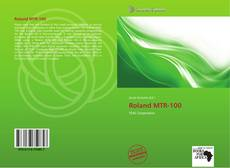 Bookcover of Roland MTR-100