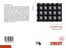 Bookcover of Anti-Dühring