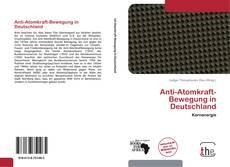 Capa do livro de Anti-Atomkraft-Bewegung in Deutschland