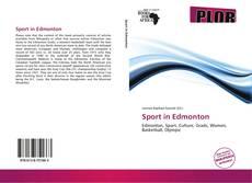 Bookcover of Sport in Edmonton