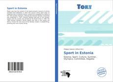 Copertina di Sport in Estonia
