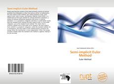 Bookcover of Semi-implicit Euler Method