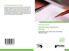 Bookcover of Teichmüller Modular Group