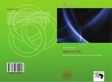 Bookcover of Sport in Fiji