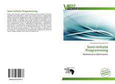 Buchcover von Semi-Infinite Programming