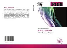 Bookcover of Nava, Coahuila