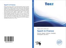 Bookcover of Sport in France