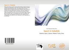 Bookcover of Sport in Gdańsk