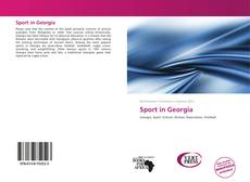 Bookcover of Sport in Georgia