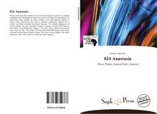 Couverture de 824 Anastasia