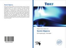 Capa do livro de Semi-Opera