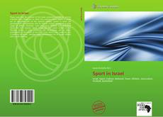 Bookcover of Sport in Israel